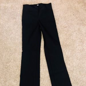 🌹Girls stretch dress pants Size M